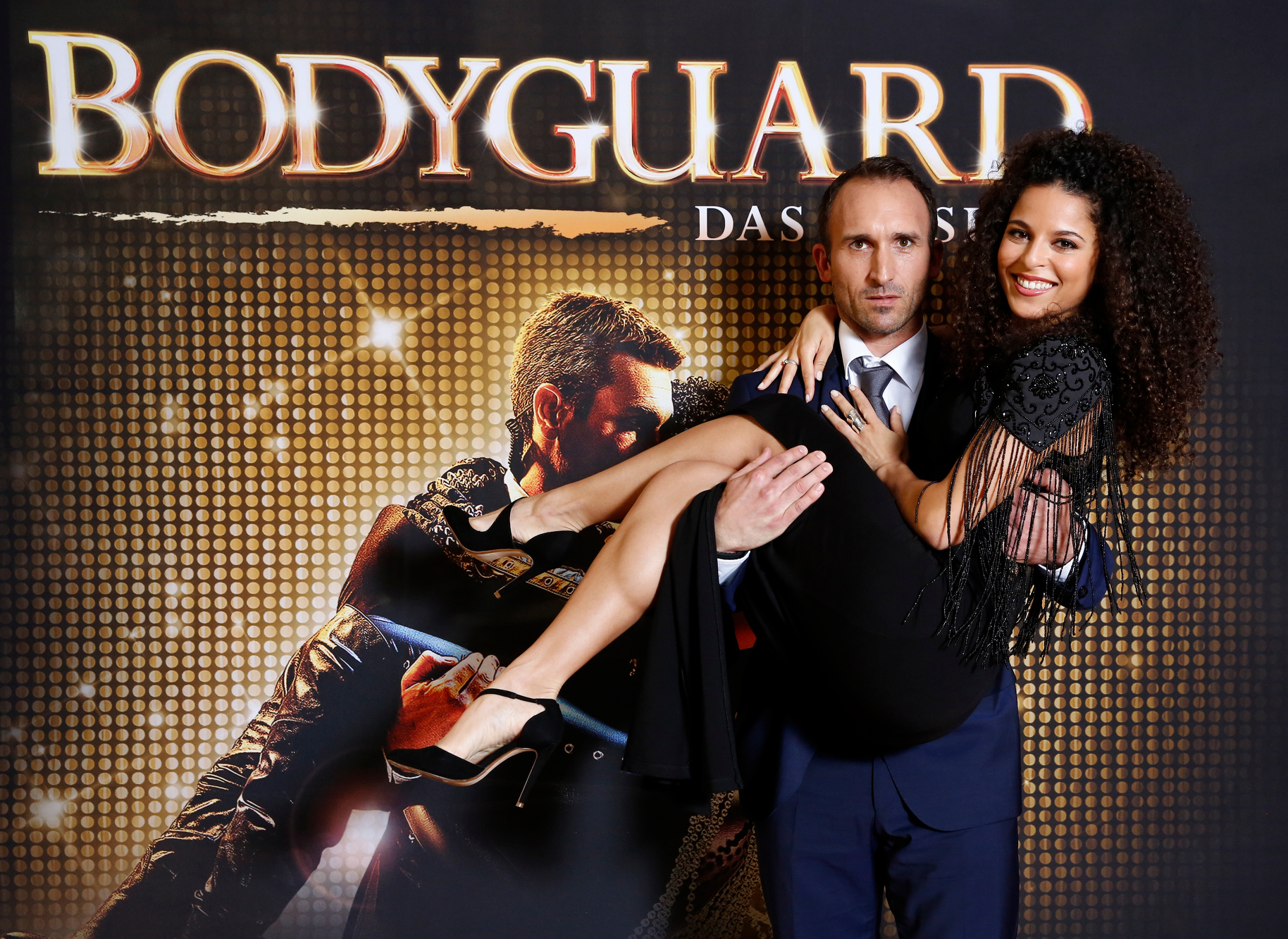 Besetzung Für Bodyguard In Köln Vorgestellt Musicalzone