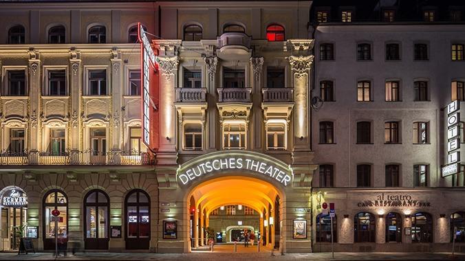 Impressionen vom Deutschen Theater München