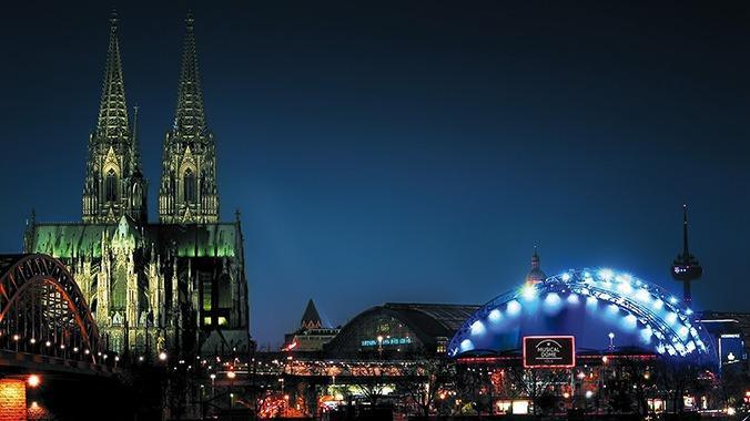 Impressionen vom Musical Dome Köln
