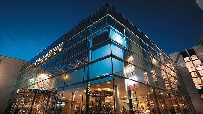 Impressionen vom Palladium Theater Stuttgart