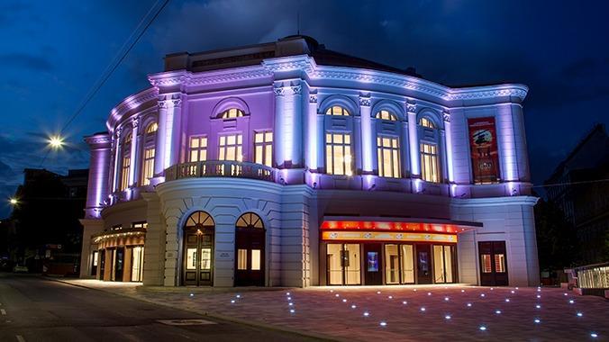Impressionen vom Raimund Theater Wien