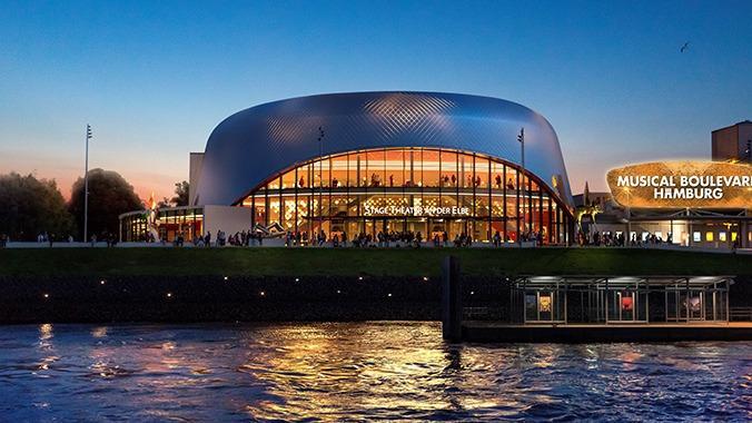 Impressionen vom Theater an der Elbe Hamburg
