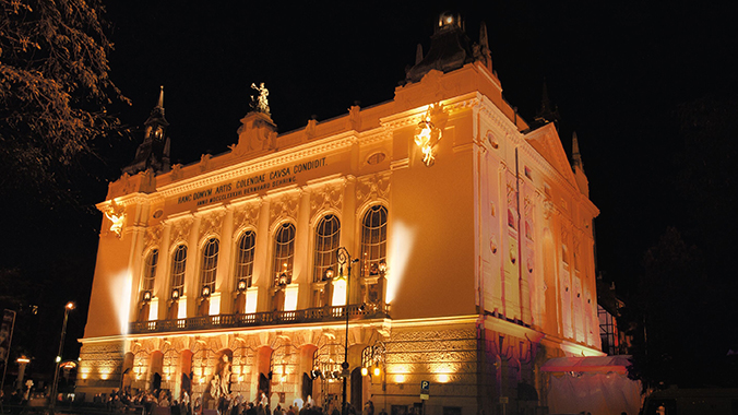 Impressionen vom Theater des Westens Berlin