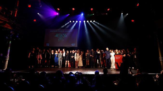Impressionen von der Gala zum Deutschen Musical Theater Preis 2021